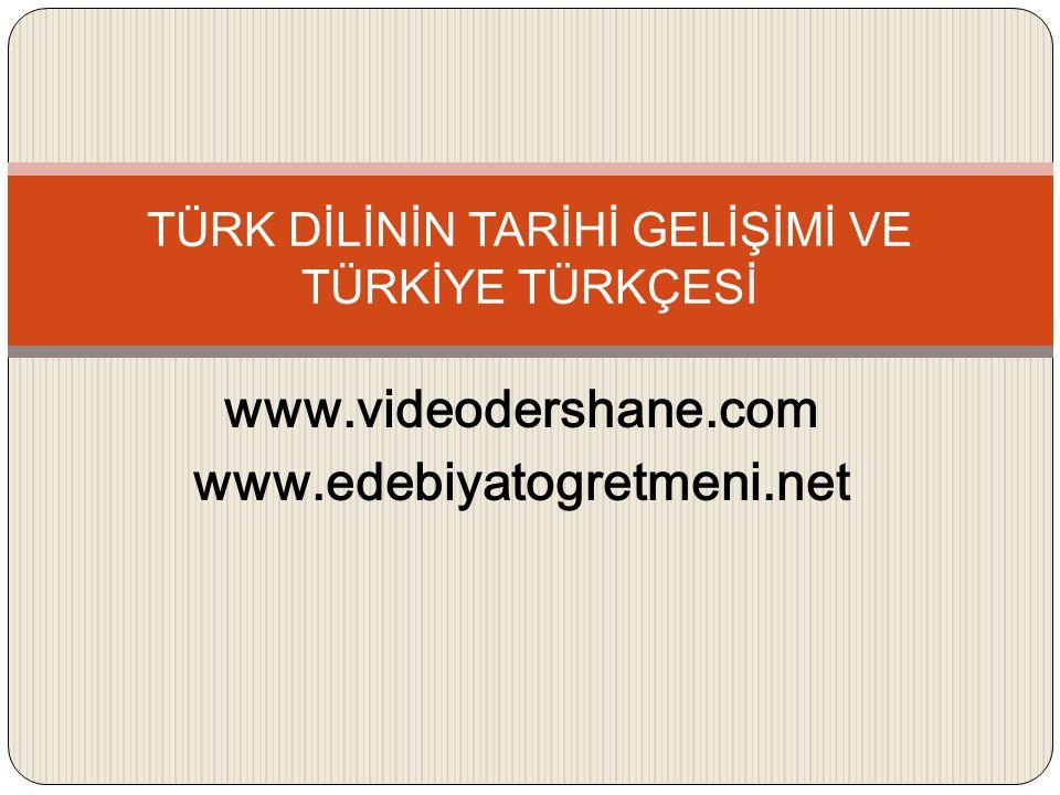3.ETKİNLİK: Aşağıdaki eserlerin, Türkçenin hangi tarihî dönemine ait olduğunu yazınız.