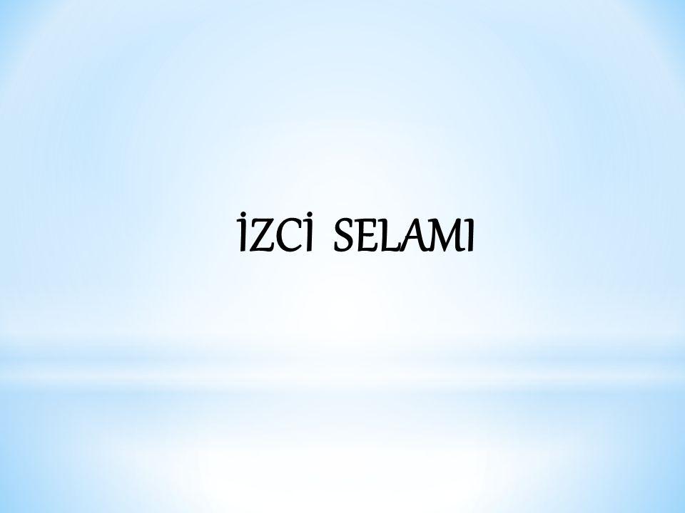 İZCİ SELAMI