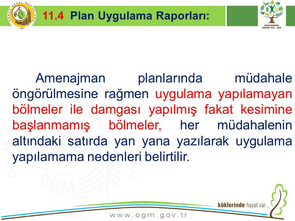 16/12/2010 Kurumsal Kimlik 45 Amenajman planlarında müdahale öngörülmesine rağmen uygulama yapılamayan bölmeler ile damgası yapılmış fakat kesimine ba