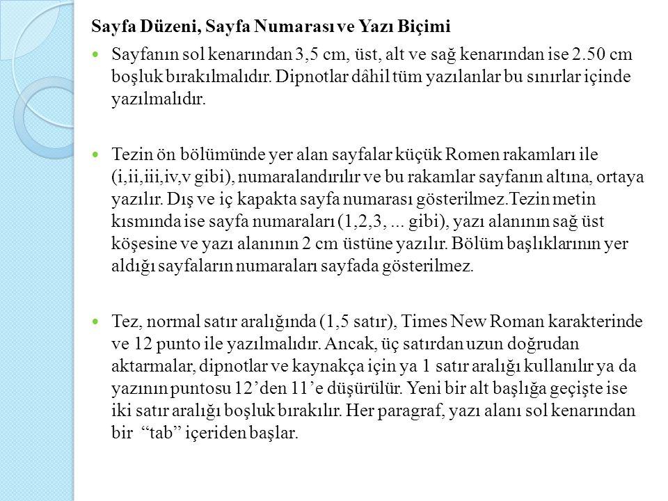 ÖRNEK Metin içinde ilk gösterme: (Milli E ğ itim Bakanlı ğ ı [MEB], 1991).