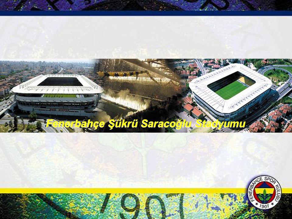 Geçmişte, Papazın Çayırı ismiyle anılan Fenerbahçe Şükrü Saracoğlu Stadyumu, ülkemizin ilk nizami futbol sahasıdır.
