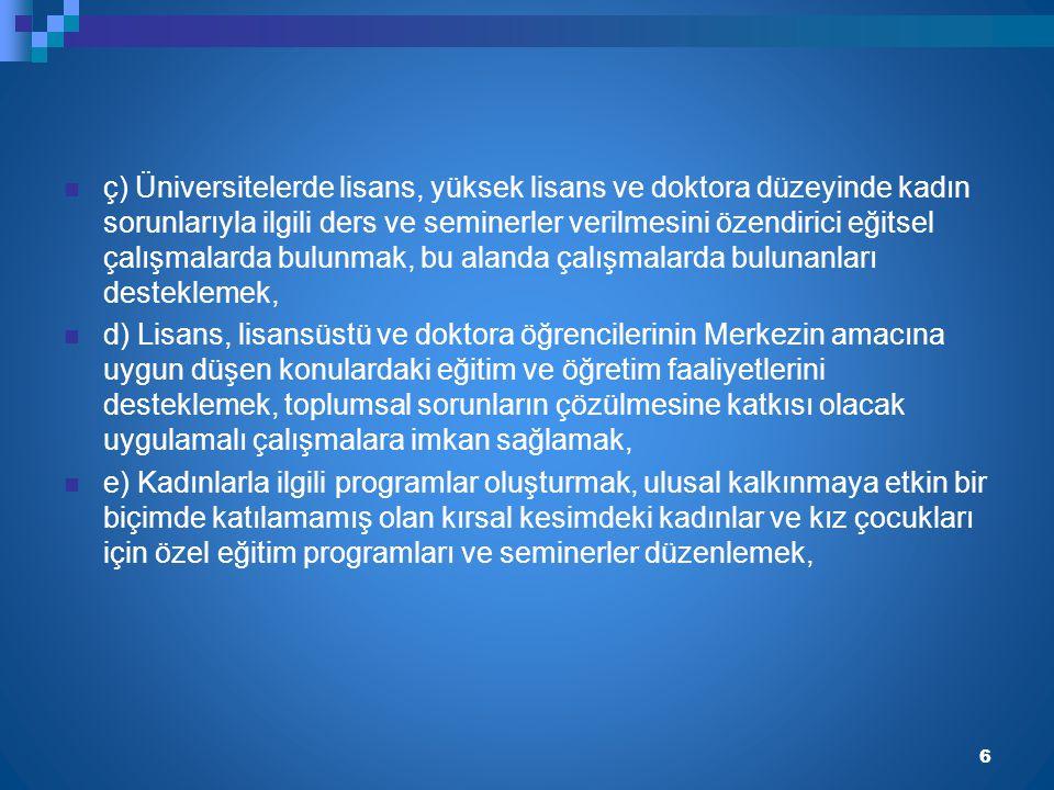 İLETİŞİM Adres : Trakya Üniversitesi Kadın Sorunları Uygulama ve Araştırma Merkezi (TÜKSAM) İktisadi ve İdari Bilimler Fakültesi Balkan Yerleşkesi EDİRNE Telefon : 0 284 235 71 51 – 12 14 Fax : 0 284 235 73 63 E-Mail : ebruzboyacioglu@yahoo.com tuksam@trakya.edu.tr 17
