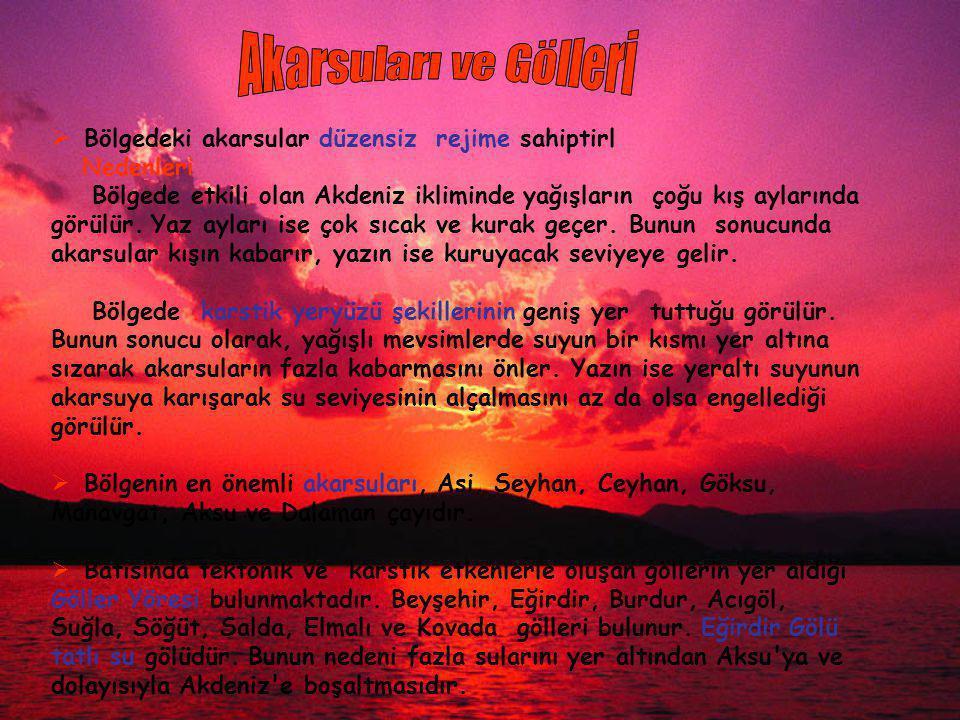  Antalya Bölümü endüstriyel gelişim bakımından Adana Bölümü nden daha geridedir.