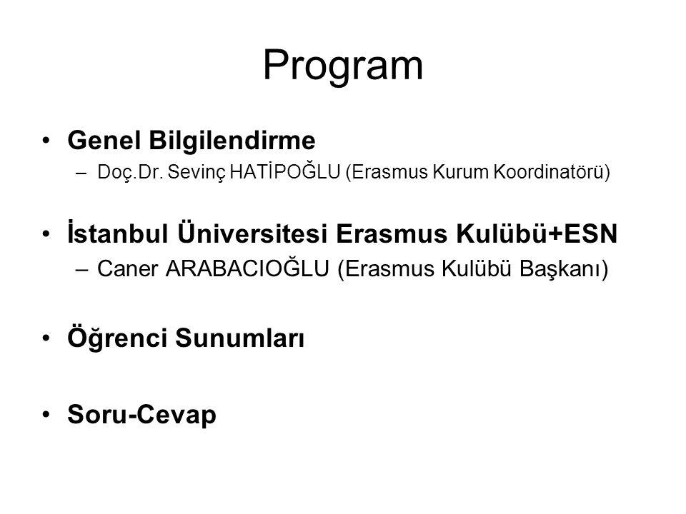Erasmus'un Amaçları Nelerdir.