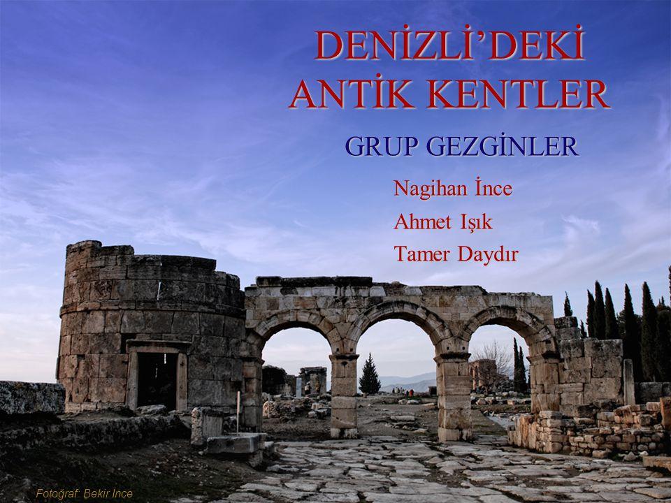 22 ANAVA 7 kilise adlı eserden, Anava adlı tarihi şehrin Çardak ilçesi Acıgöl ü yakınlarındaki Gemiş Kasabasının yerleşim alanında olduğu anlaşılmaktadır.