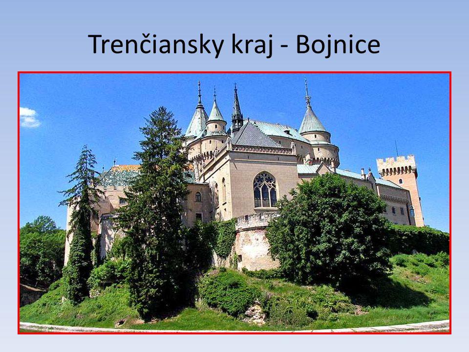 Trenčiansky kraj - Bojnice