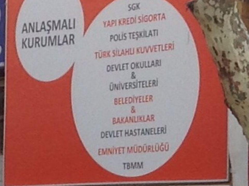 Türkiye Optik ve Optometrik Meslekler Derne ğ i