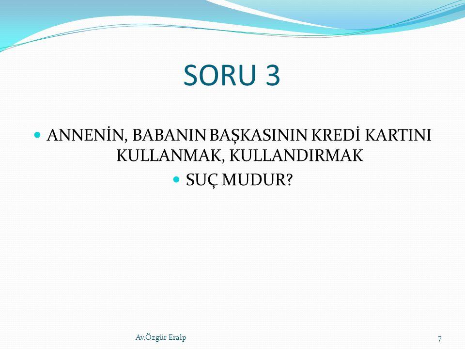CEVAP 6 (1/2) Kumar Madde 34- (1) Kumar oynayan kişiye, yüz Türk Lirası idarî para cezası verilir.