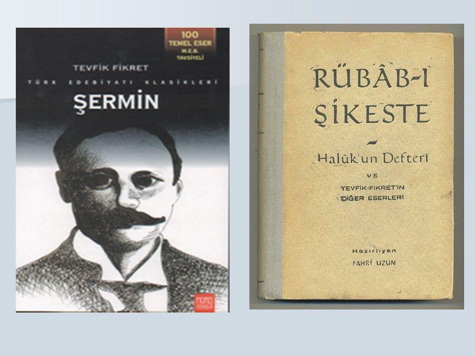 Servet-i Fünun edebiyatının en önemli şairidir.Servet-i Fünun edebiyatının en önemli şairidir.