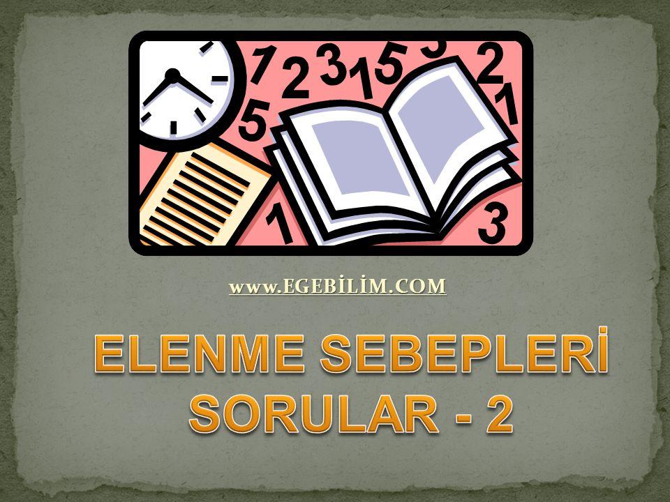 www.EGEBİLİM.COM