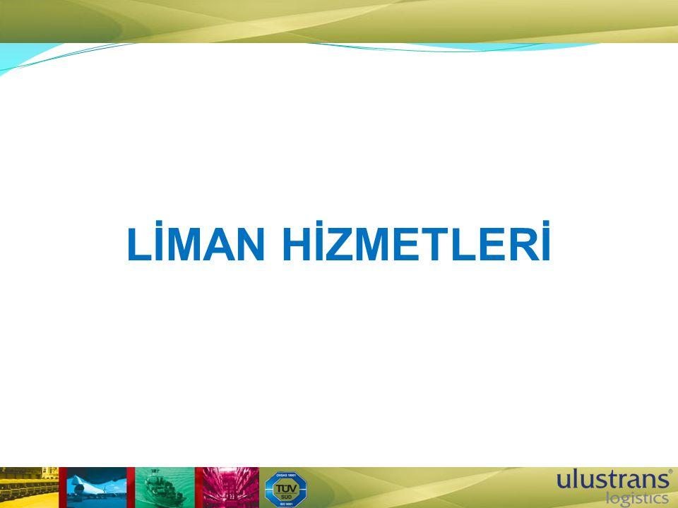 LİMAN HİZMETLERİ