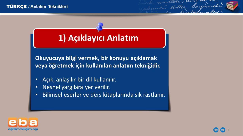 4 Örnek Bayburt, yüzölçümü ve nüfusu itibarıyla Türkiye'nin en küçük illerinden biridir.