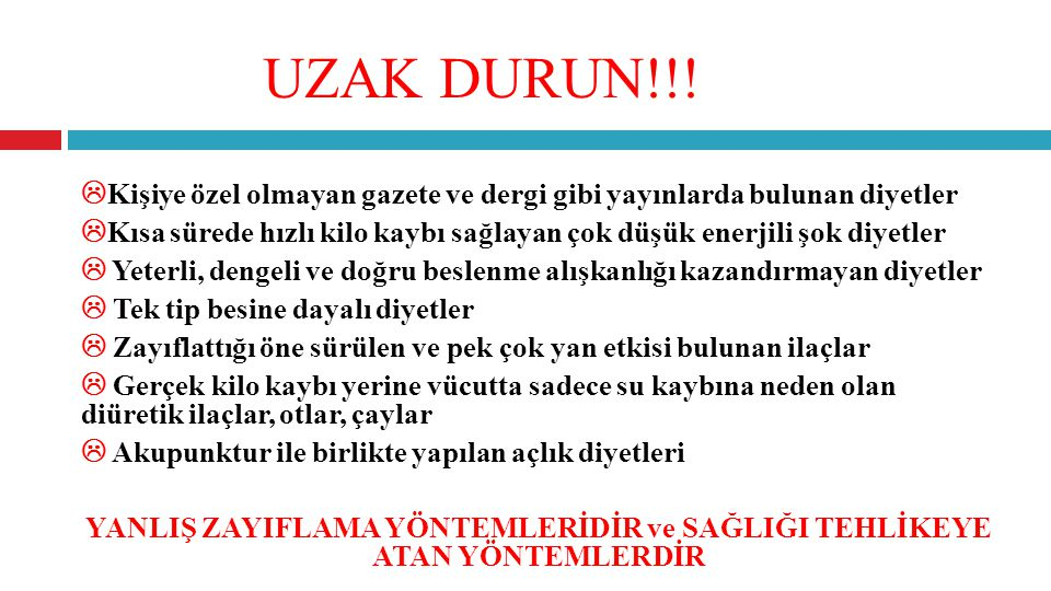 UZAK DURUN!!.