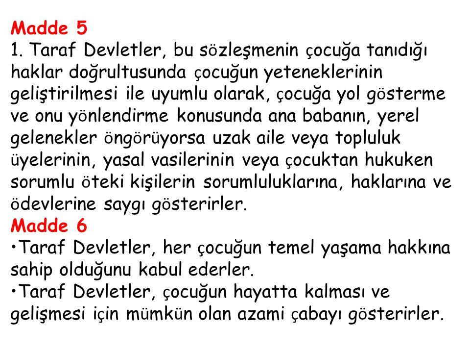 Madde 5 1.