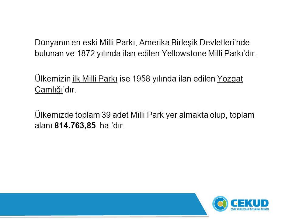 23- Kuş Cenneti Milli Parkı: Marmara Bölgesi'nde, Balıkesir ili sınırları içindedir.