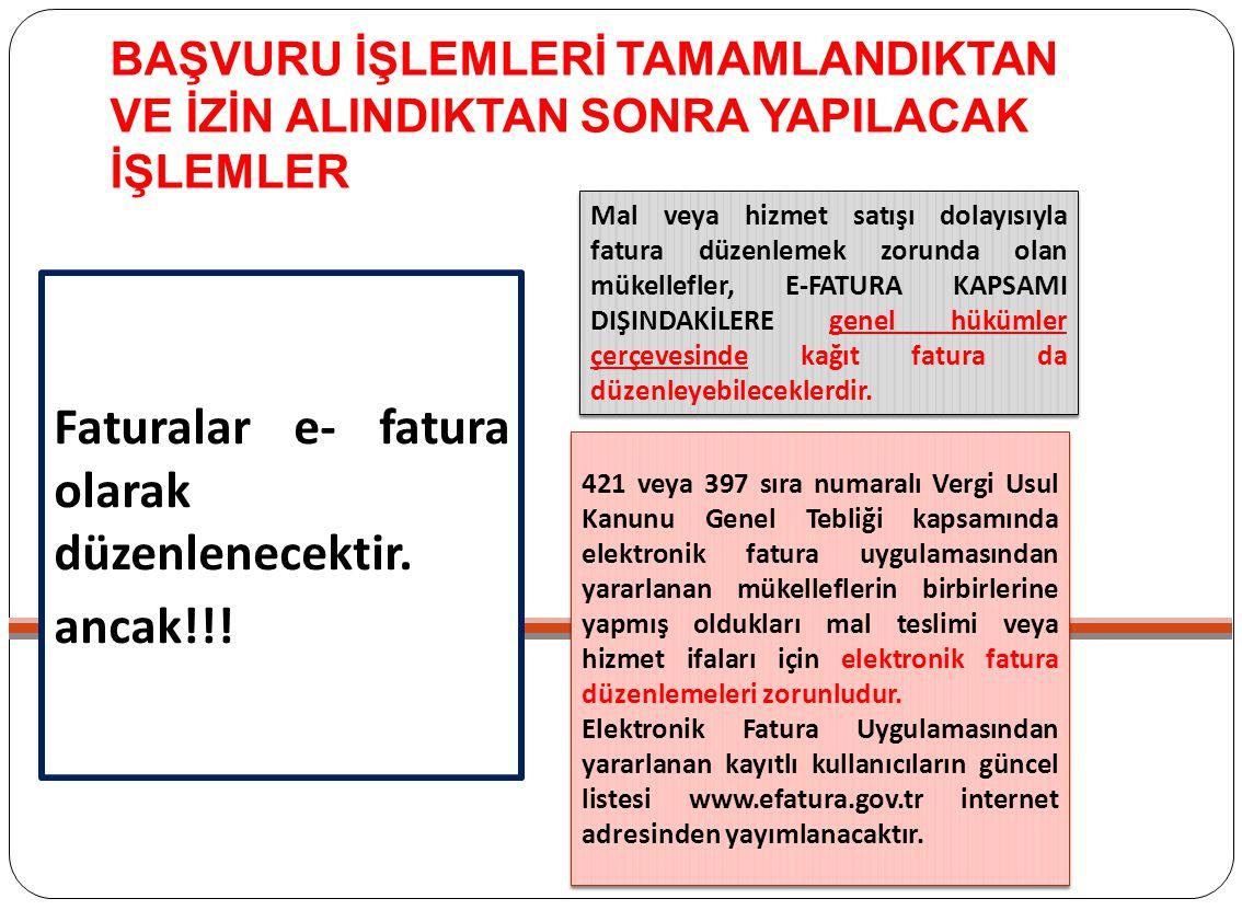 BAŞVURU SIRASINDA DİKKAT EDİLECEK HUSUSLAR www.efatura.gov.trwww.efatura.gov.tr adresinden e-fatura başvuruya giriyoruz. Açılan ilk ekranda imzaya yet