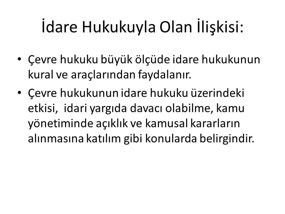 KÖ İlkesini Uygulama Yöntemleri Türkiye'de ise yukarıda zikredilen her iki ana türden olan uygulamalarda yasal düzeyde kabul edilmiş durumdadır.