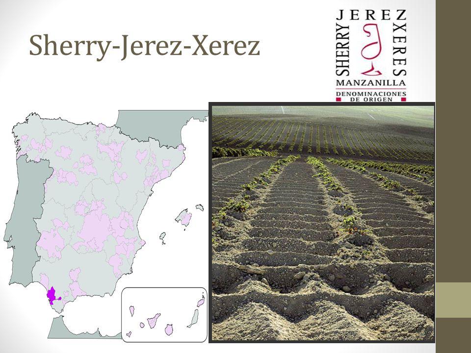 Sherry-Jerez-Xerez