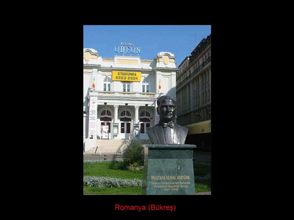 Romanya (Bükreş)