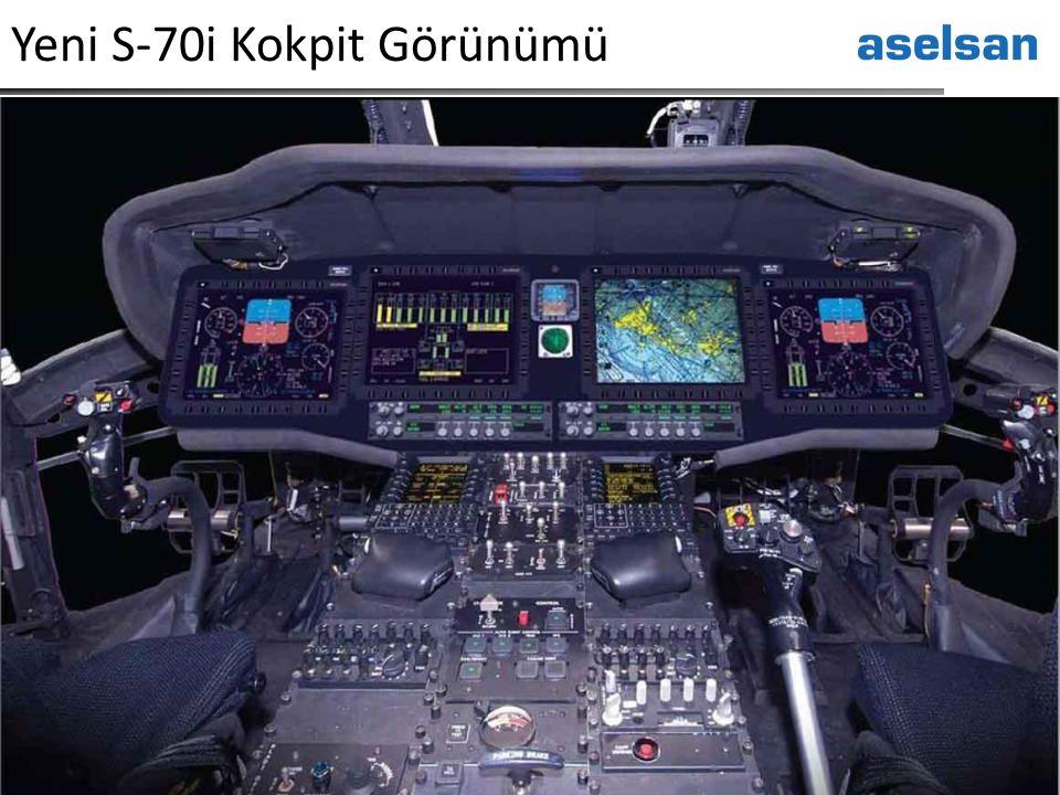 ASELSAN-Sikorsky İşbirliği  %100 Milli Yazılım Tasarımı  %100 Milli Donanım Tasarımı  ASELSAN-Sikorsky İşbirliği ile Sistem Mimarisi Tasarımı ve Kalifikasyonu  ASELSAN-Sikorsky İşbirliği ile ASELSAN tesislerinde sistemlerin helikoptere enstalasyonu ve yer/uçuş testleri