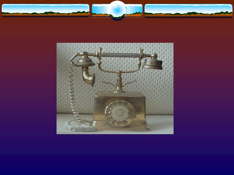 ALEXANDER GRAHAM BELL (1847- 1922) Telefonu icat etmiştir. Babası gibi sağır olan Graham Bell babasının bulduğu işaretlerle anlaşma sistemi üzerinde ç