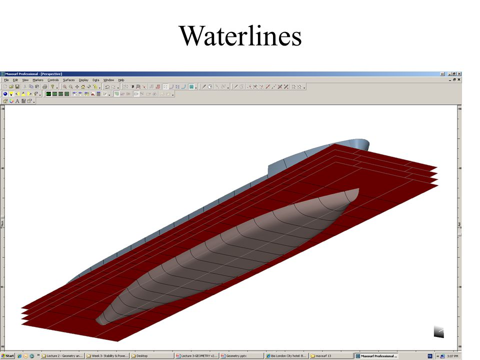 Waterlines