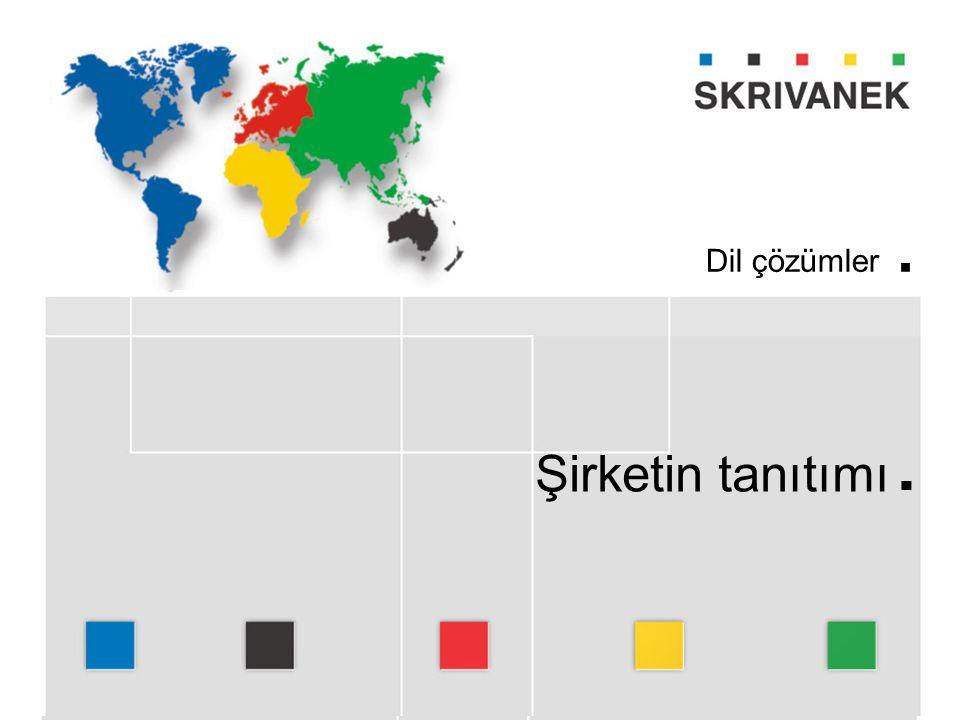 www.skrivanek.com Company presentation language solutions.