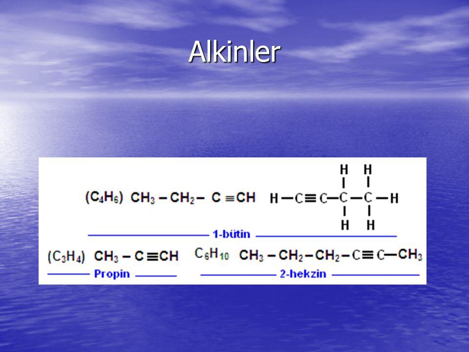 Alkinler