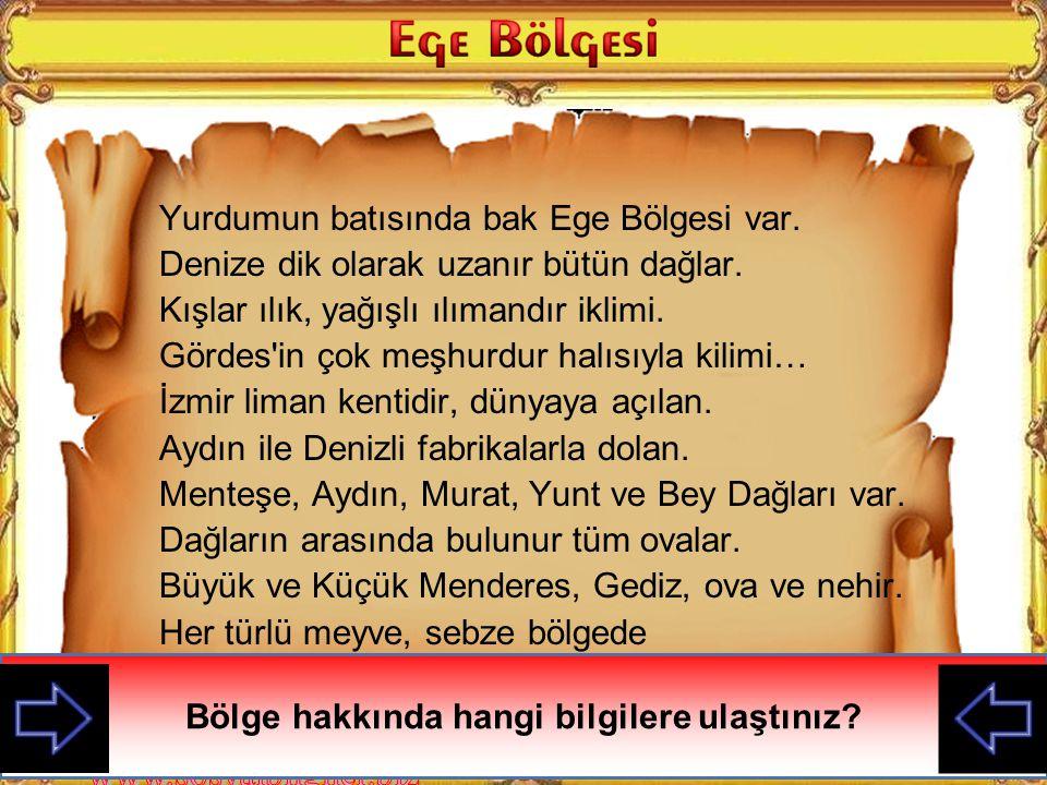 Bölgenin nüfusu en çok olan ili hangisidir? Sizce Ankara'da nüfusun çok olmasının sebebi ne olabilir? Ankara'nın başkent olması, ulaşım imkanlarının v