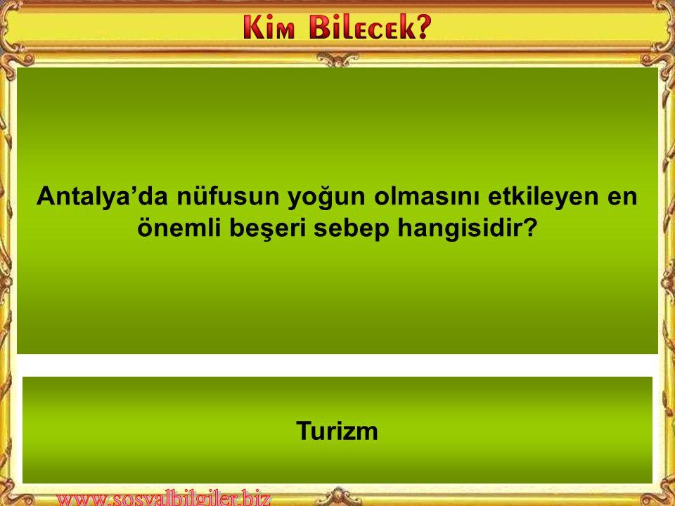 Ege bölgesinin nüfusu en çok olan ili hangisidir? İzmir
