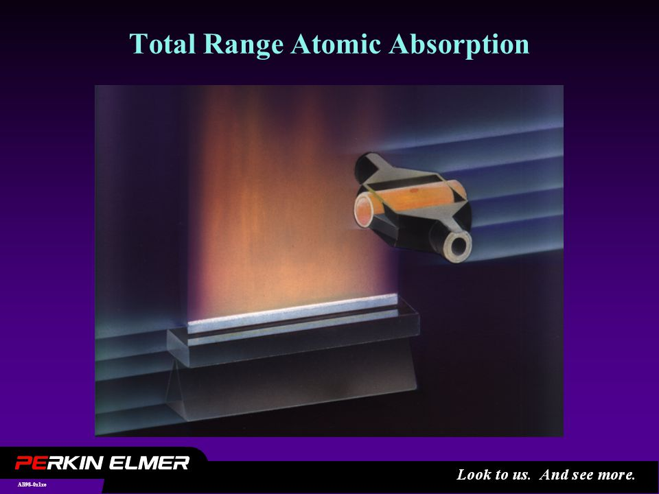 AB98-0x1xe Total Range Atomic Absorption