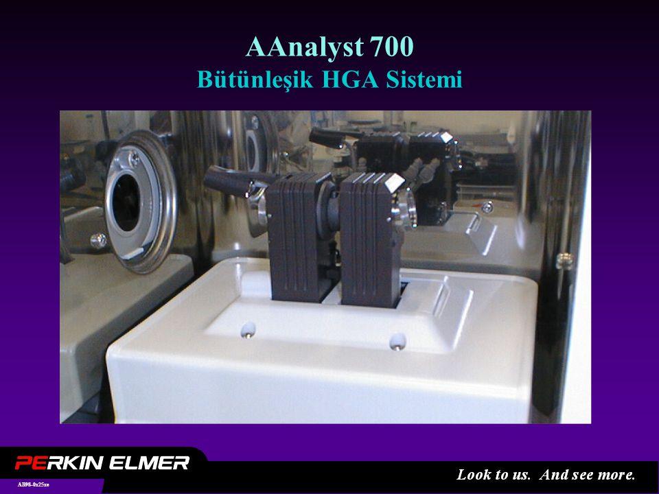 AB98-0x25xe AAnalyst 700 Bütünleşik HGA Sistemi
