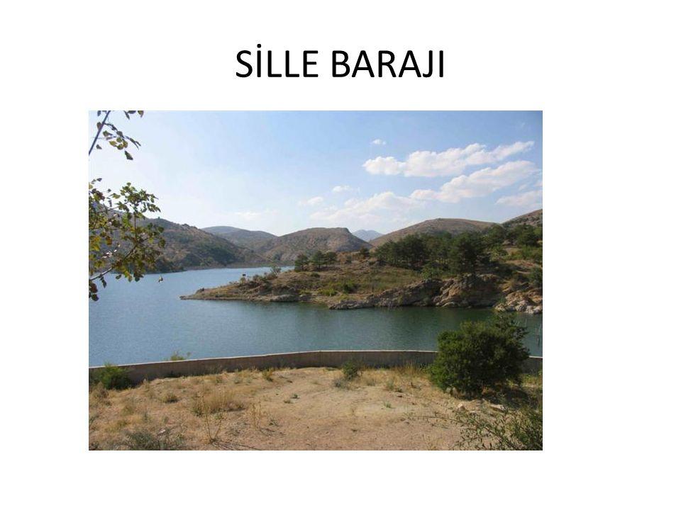 SİLLE BARAJI