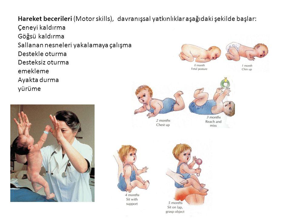 Piaget'nin temel kavramları Şema (Schema): Duyusal motor dönemde çocuk duyusal, algısal ve hareket yoluyla elde ettiği bilgiler zihine yerleştirilerek kalıplar (şema) oluşturulur.