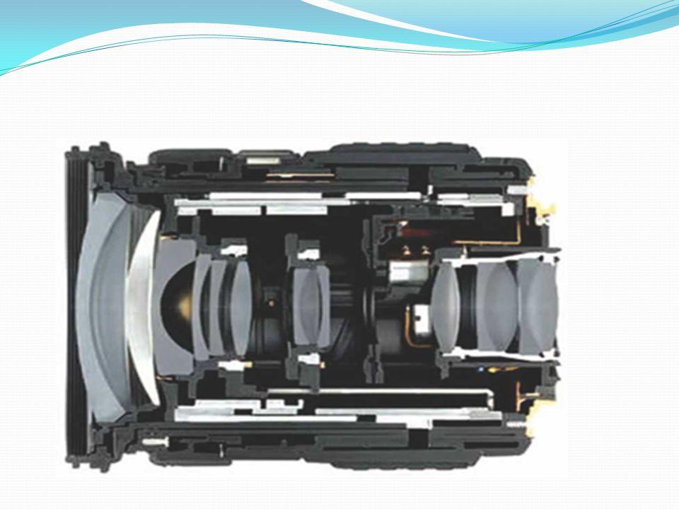 Kameralarda kullanılan objektifler, teknik özelliklerine göre değişir.