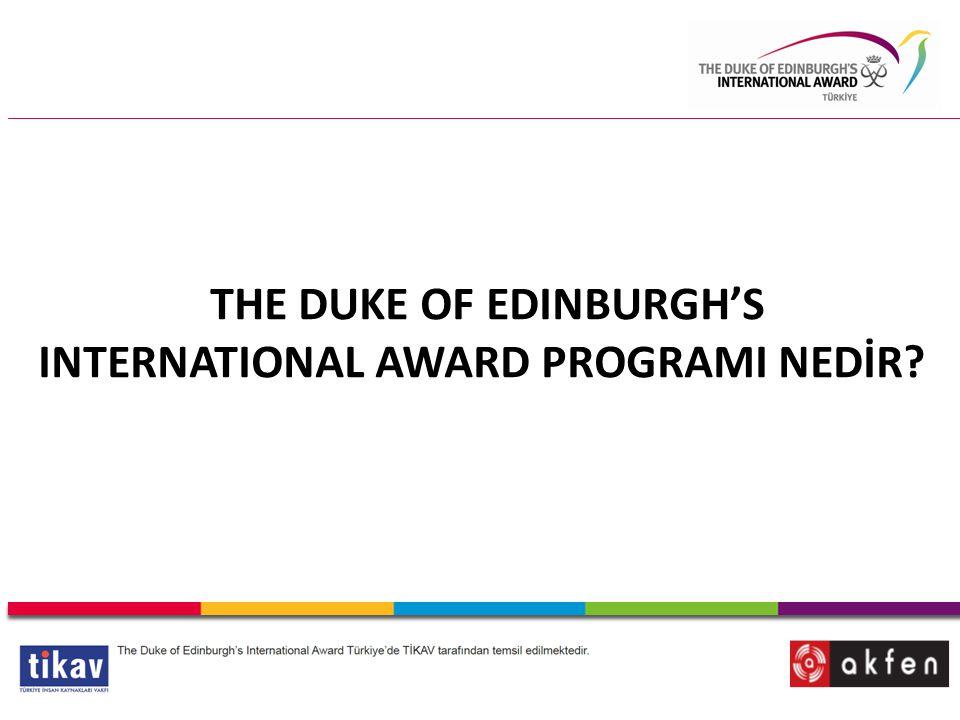 KRALİYET ZİYARETLERİ İngiltere Büyükelçiliği ev sahipliğinde, Kraliçe Elizabeth ve eşi Prens Philip'in katılımıyla gerçekleştirilen Uluslararası Gençlik Ödülü Programı Ödül Töreni.