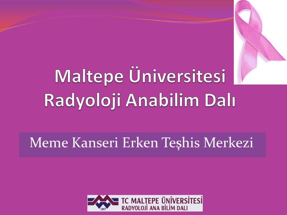 Neden meme kontrollerimi Maltepe Üniversitesi' nde yaptırmalıyım.