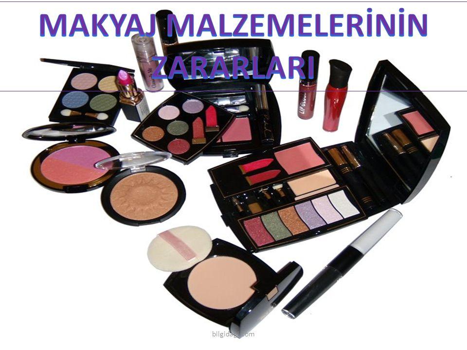 Kozmetik ürünler kadınların güzelliğine güzellik katmak için kullanılan ürünlerdir; fakat son birkaç yılda kozmetik ve güzellik ürünlerinde kullanılan kimyasallara ilişkin endişeler oluşmuştur.