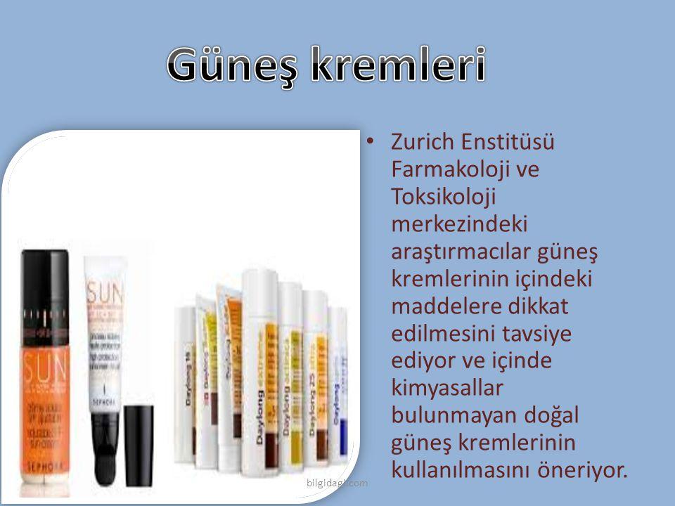 Birçok bilimsel araştırma sentetik kokuların deri yolu ile vücuda işleyerek endokrin sistemine zarar verebileceğini gösteriyor.