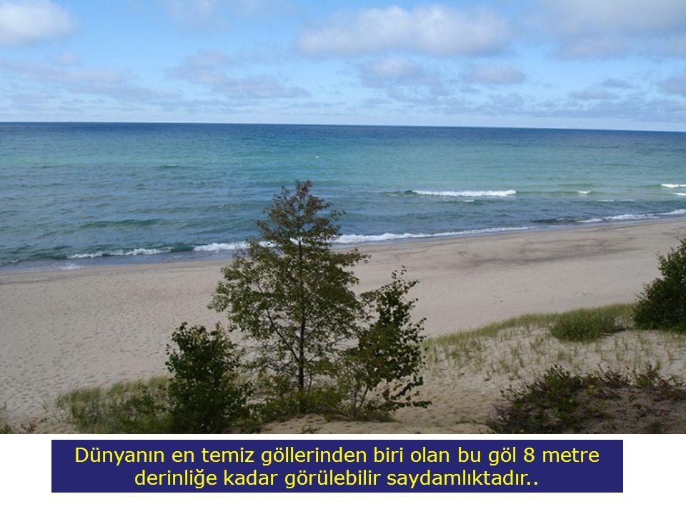 Göl suyunun yıllık ortalama sıcaklığı 4,4 °C dir. Gölün tamamen donması,ki bu da en fazla birkaç saat sürer, enderdir.. En son 1979 da tamamen donmuş