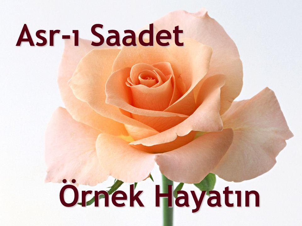 Yaratılanların En Şereflisi Allah'ın (CC) SevgilisiHazreti Muhammed Mustafa