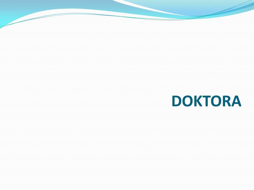 DOKTORA