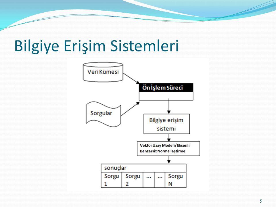 Bilgiye Erişim Sistemleri 5