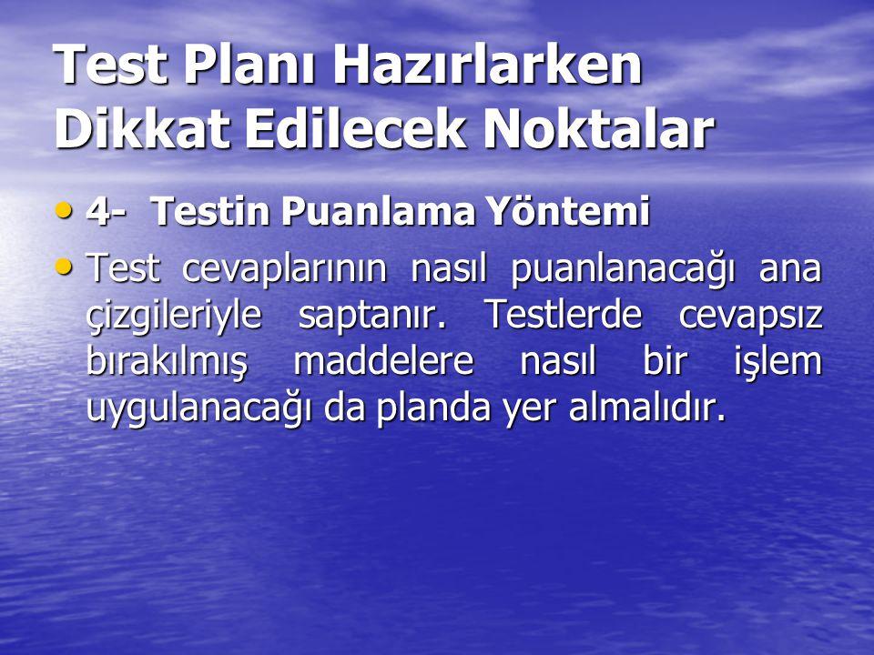 YANLIŞ HAZIRLANMIŞ DOĞRU –YANLIŞ SORU Örnek: (D) (Y) 10-Timur Anadolu'ya gelmemiş değildir.