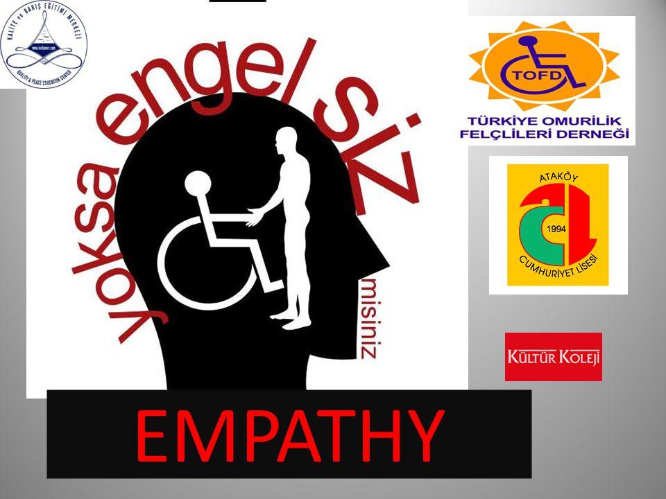 ÇÖZÜM: İmece Halkaları ile engellilere sorun çözme becerileri eğitimi verip onları yetkilendirme.
