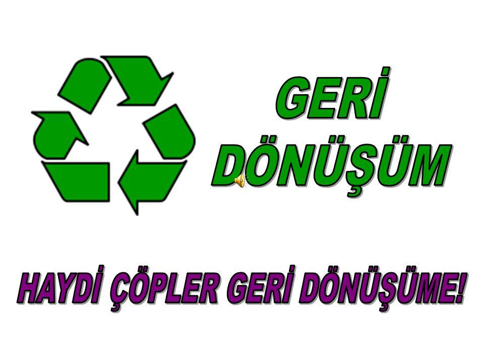 Ülkemizde günde yaklaşık 70 bin ton çöp üretilmektedir. Çöplere atılan pillerin içindeki kimyasal maddeler toprağa ve suya karışarak bizlere zehir ola