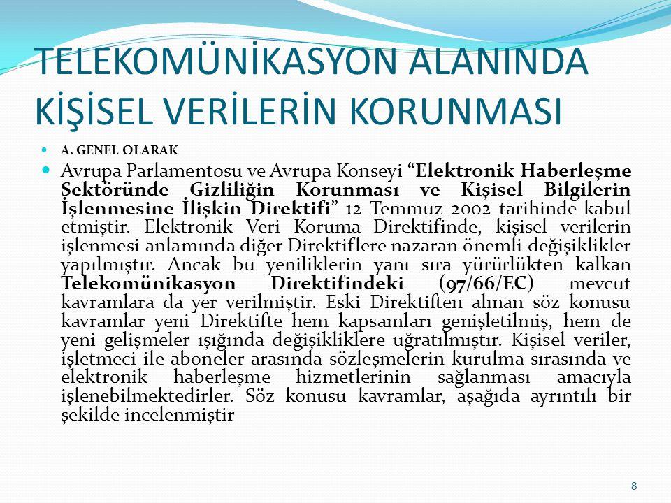 Türk Telekom uzun süreden beri yürüttüğü bu hizmetleri 2008 yılında yaptığı lisans anlaşmalarıyla sekiz değişik firmaya rehberlik hizmetlerini vermiş bulunmaktadır.