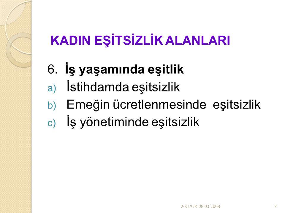 ANAYASA Türkiye'de kadın–erkek eşitli ğ i ilkesi, Anayasa'nın 41'inci ve 66'ıncı maddelerinde 2001 yılında, 10'uncu ve 90'ıncı maddelerinde 2004 yılında yapılan de ğ işikliklerle güçlendirilmiştir.