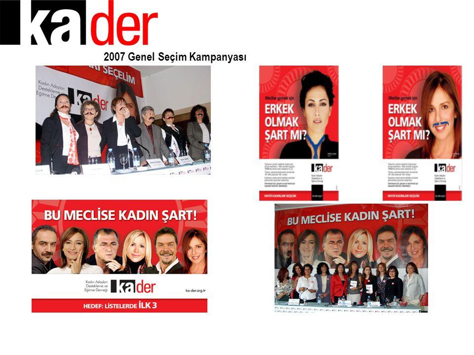 2007 Genel Seçim Kampanyası