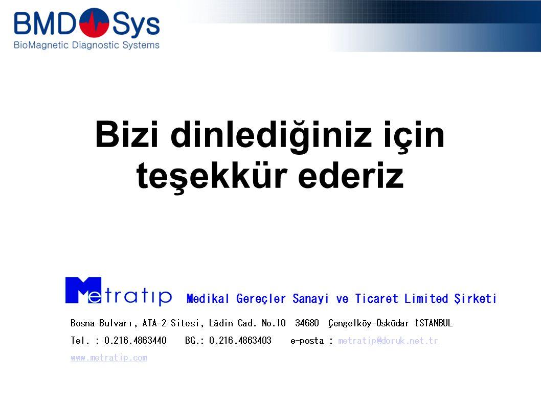 Bizi dinlediğiniz için teşekkür ederiz Medikal Gereçler Sanayi ve Ticaret Limited Şirketi Bosna Bulvarı, ATA-2 Sitesi, Lâdin Cad.